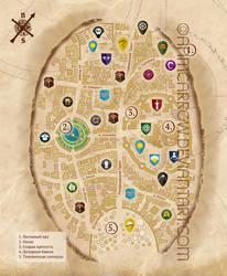 Pyrah city