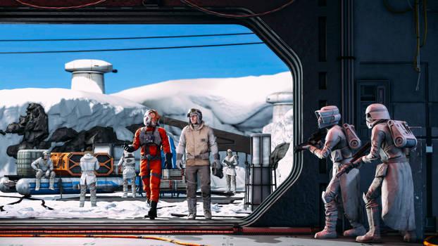imperial commando goes interplanetary