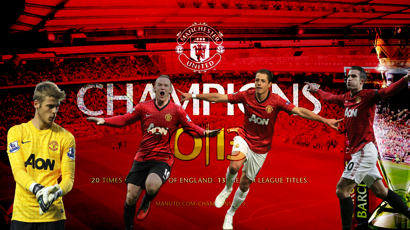 Manchester United Wallpaper 2013