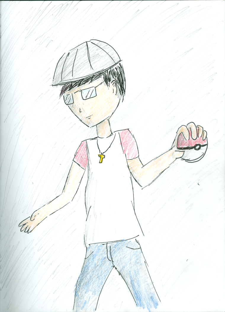 Pokemon Adventure of Dreams cover re-make coloured by XxRoset-828xX