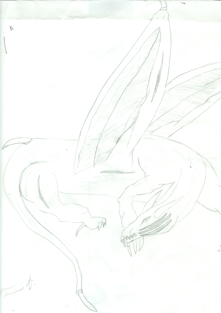 Dragon old0001 by XxRoset-828xX