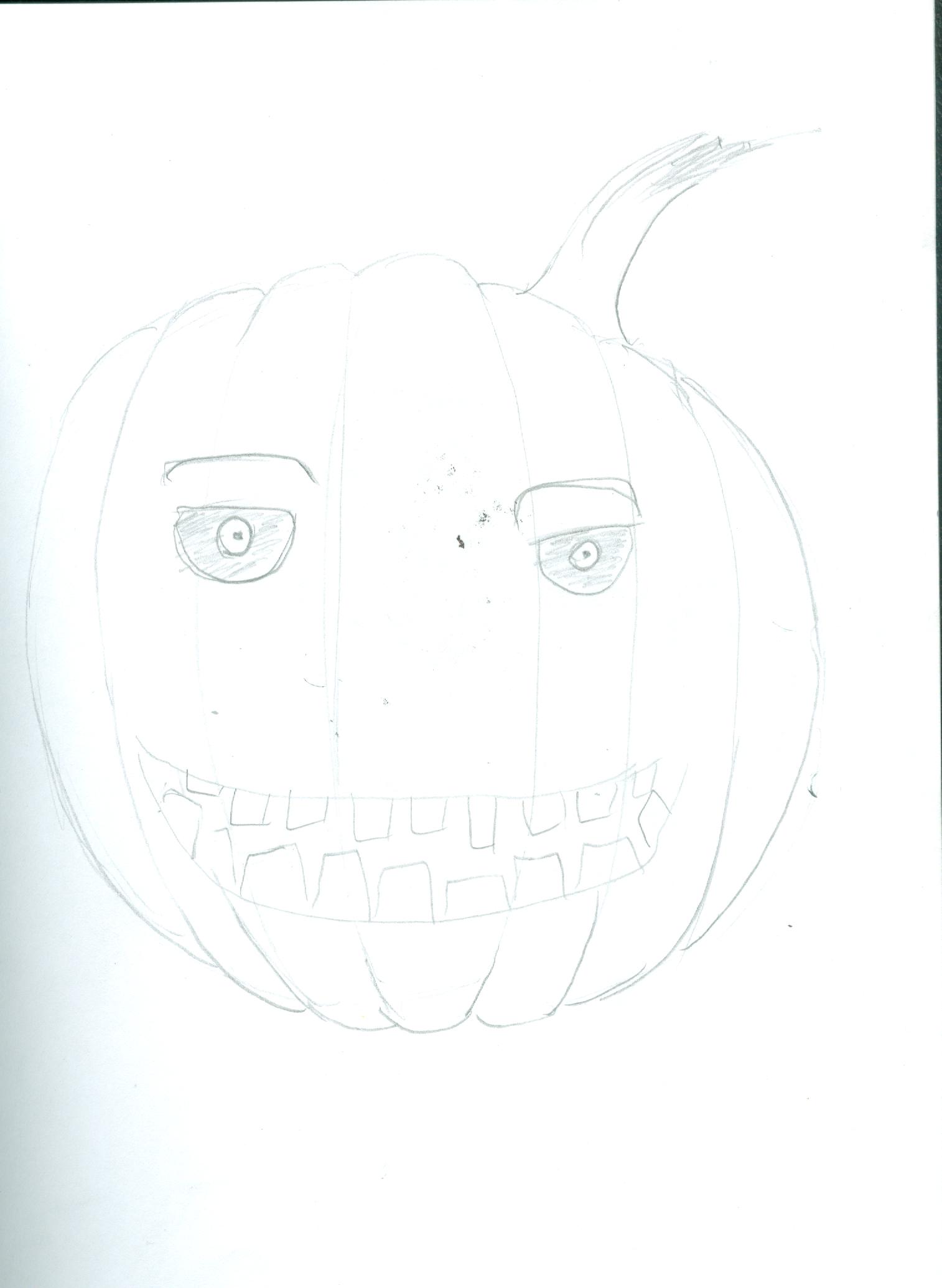 Pumpkin by XxRoset-828xX