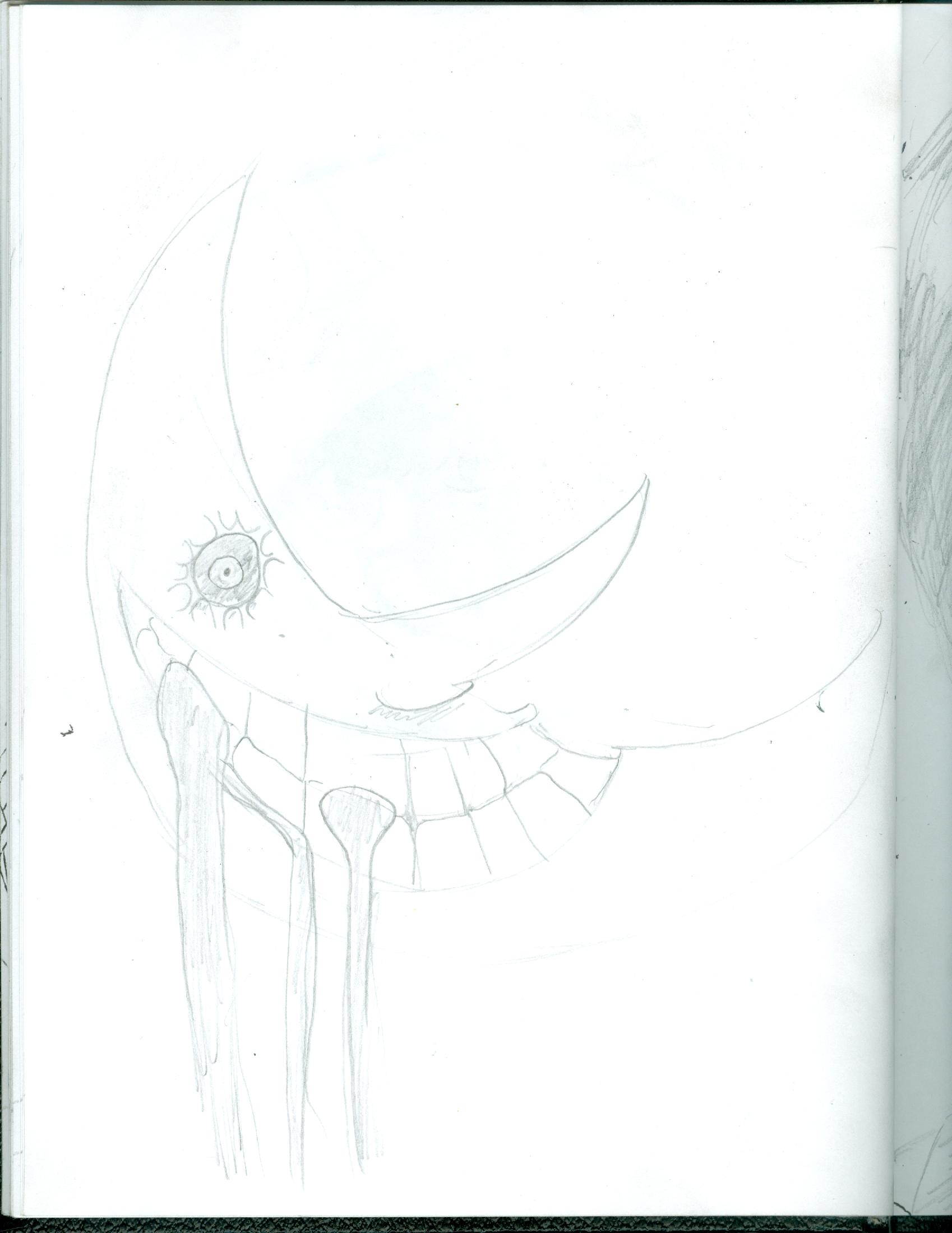 Moon by XxRoset-828xX