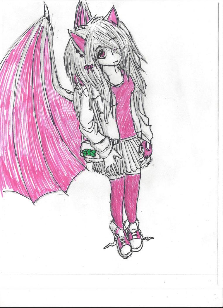 Alt. Batz Coloured by XxRoset-828xX