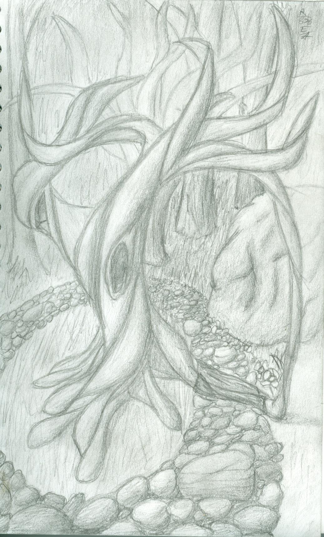 Magical tree by XxRoset-828xX