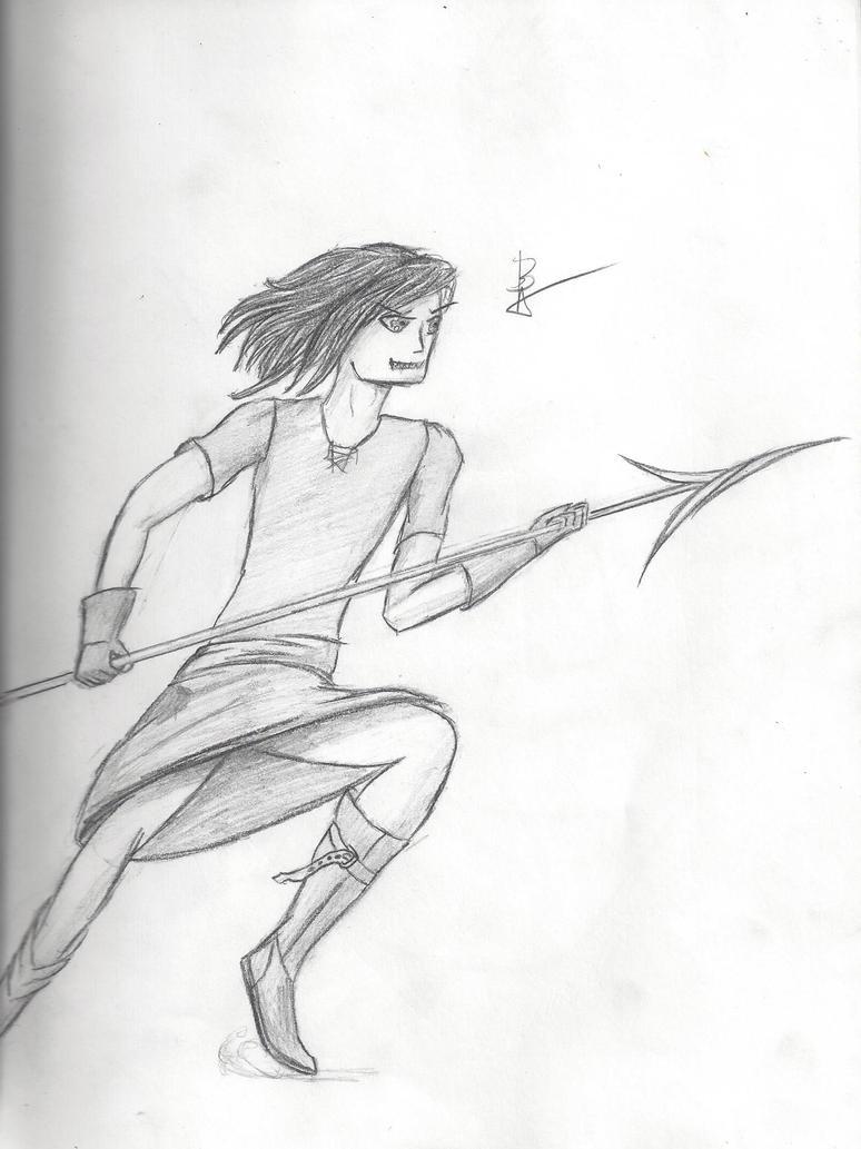 spear by XxRoset-828xX