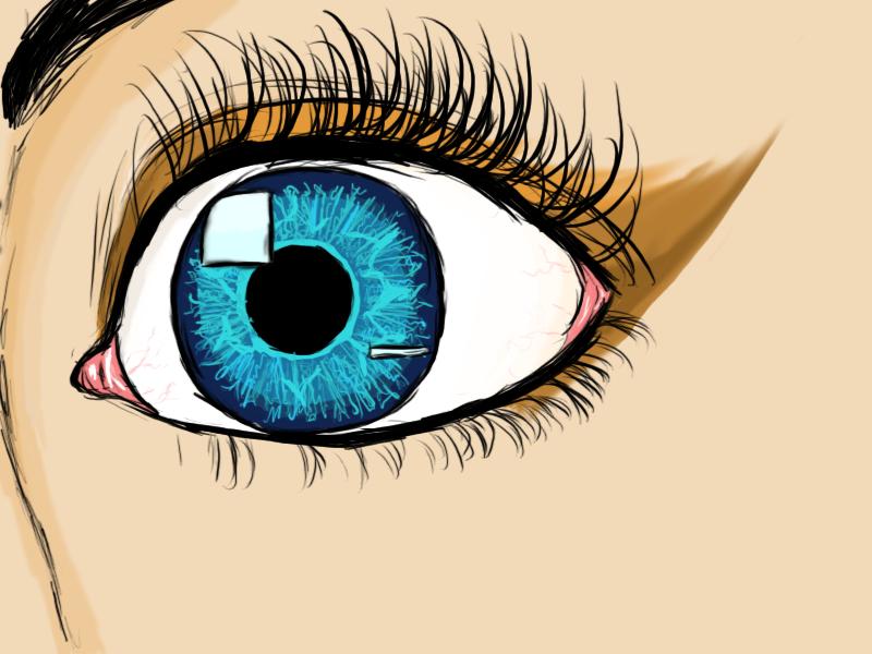 Eye by XxRoset-828xX