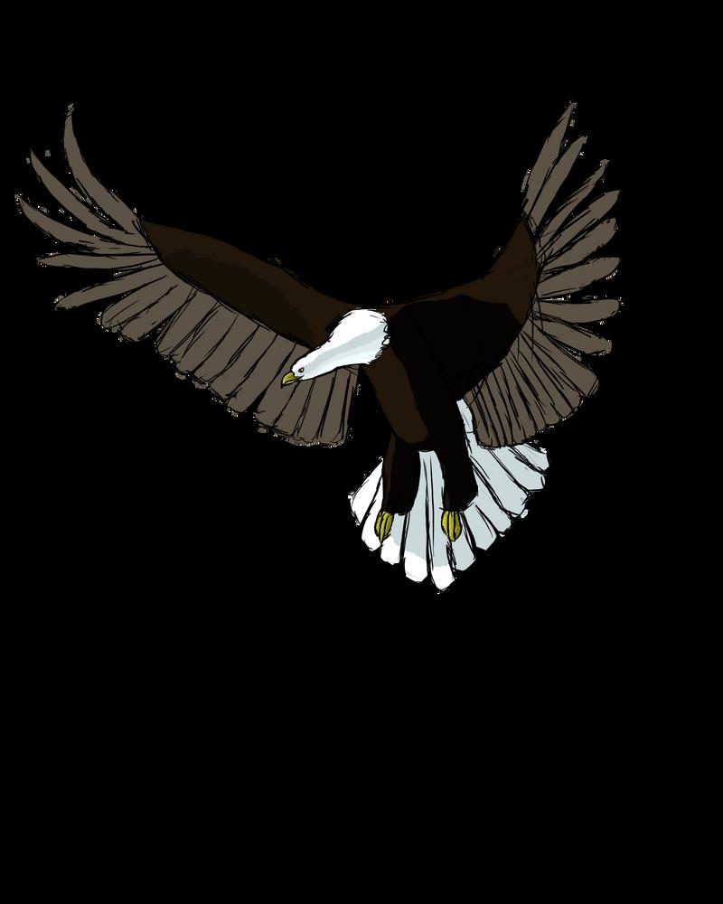 Eagle by XxRoset-828xX