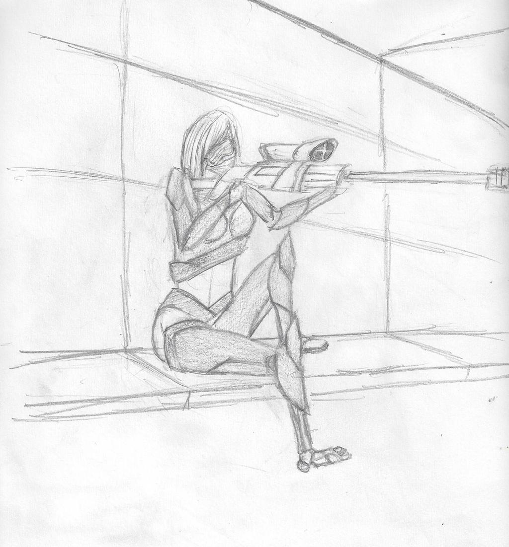 Sniper by XxRoset-828xX
