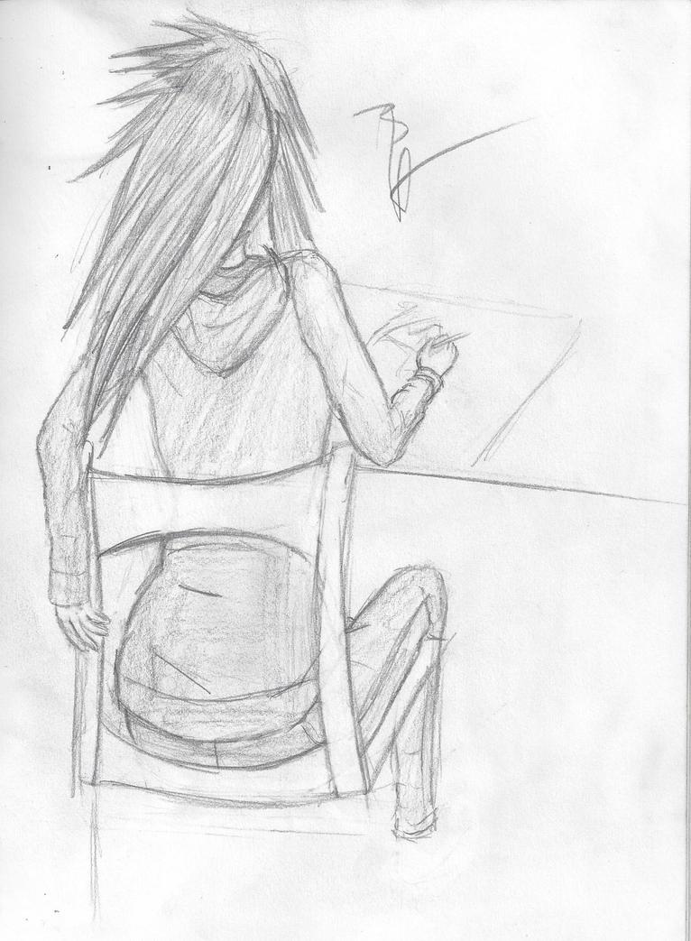 Drafting by XxRoset-828xX