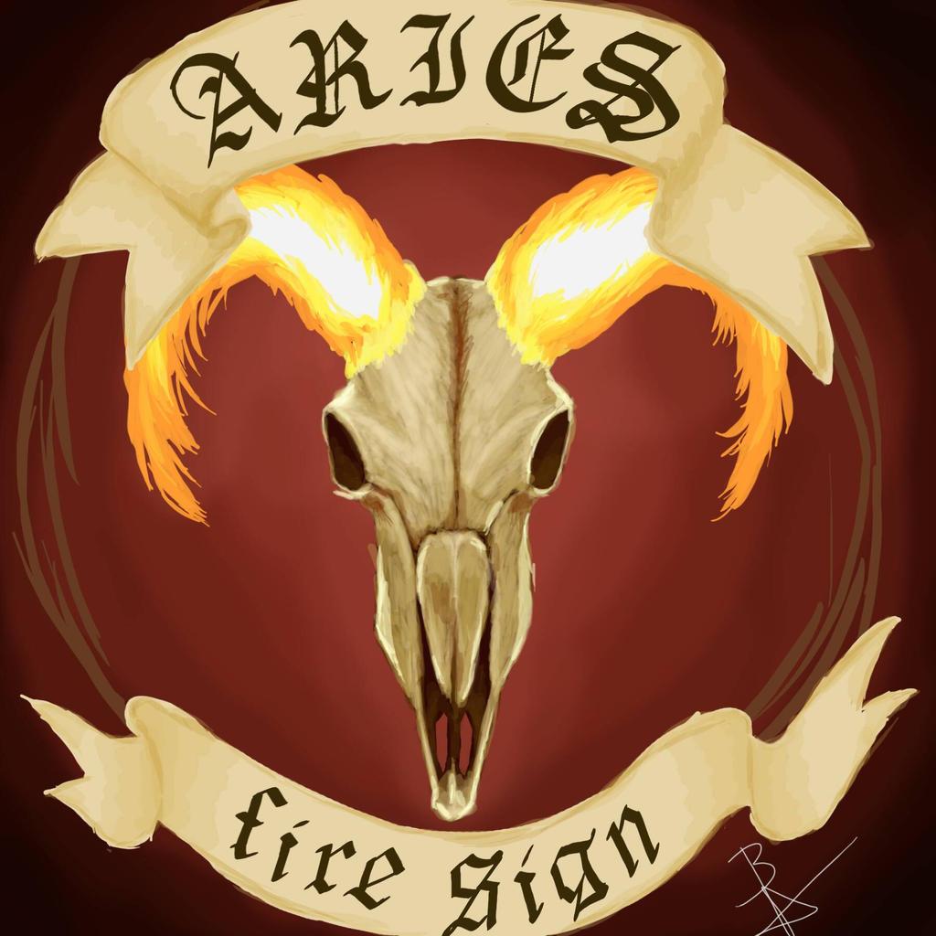 Aries  by XxRoset-828xX