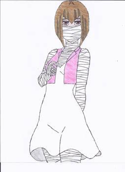 Mystery Girl Jeska