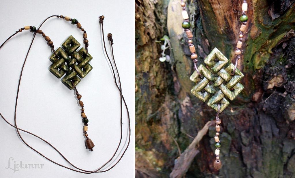 Shrivatsa Ancient Tibetan Symbol Endless Knot By Ljotunnr On