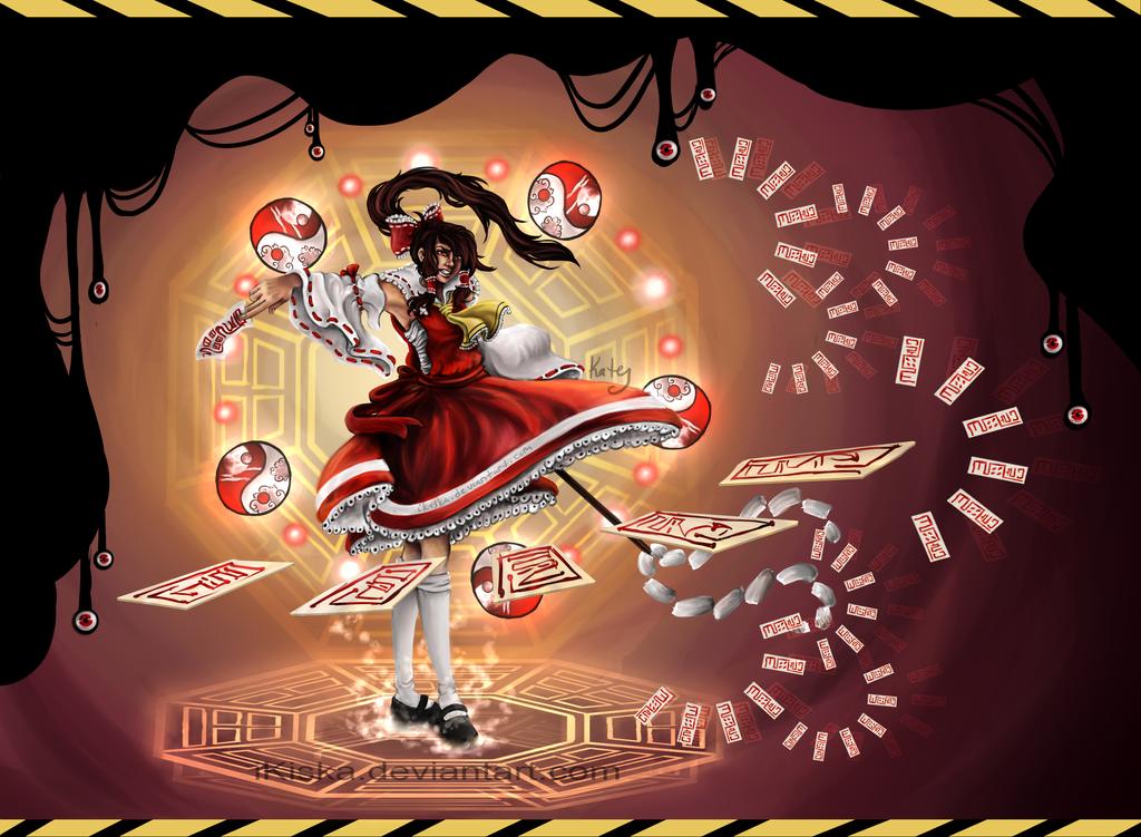 The Eternal Shrine Maiden by
