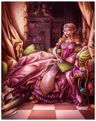 Madame de Hyrule by niswaen