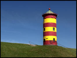 The Pilsum Lighthouse