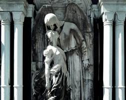Tomb Sculptures by MisterKrababbel