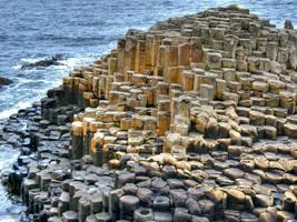 Giant's Causeway by MisterKrababbel