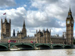Westminster Palace and Bridge