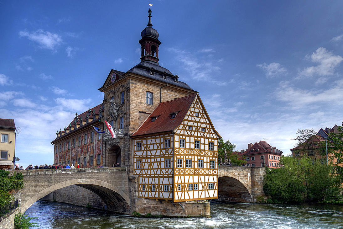 Old Town Hall by MisterKrababbel