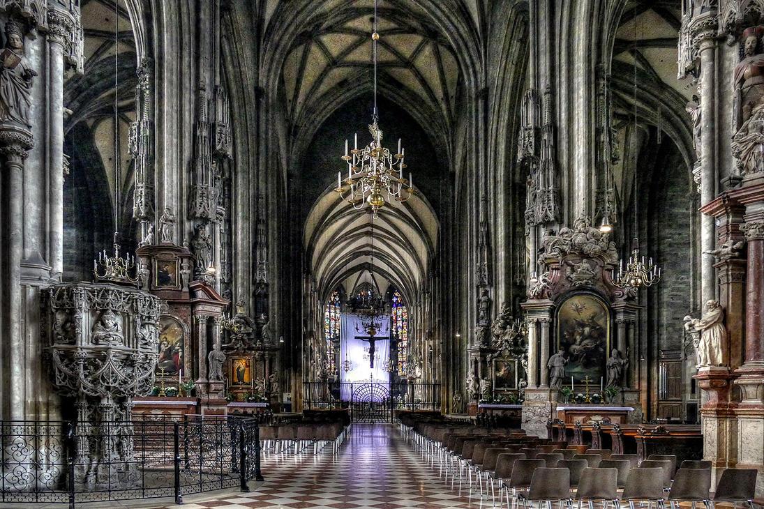 St. Stephen's Cathedral by MisterKrababbel
