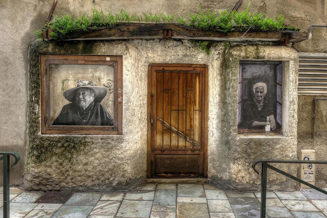 Window Art by MisterKrababbel