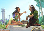 Janea and Varus.. This side of Paradise