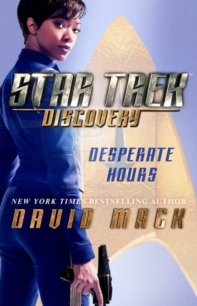 Star Trek Discovery.. novel by David Mack by StalinDC