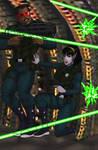 Rescue Firefight! Star Trek: In Harm's way