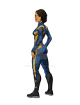 Lt. Kelly Okoye.. USS POTEMKIN 2256