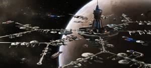 Starfleet Inactive Ship Maintenance Facility