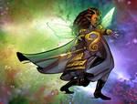 Josia.. Blade of the Golden Dragon!
