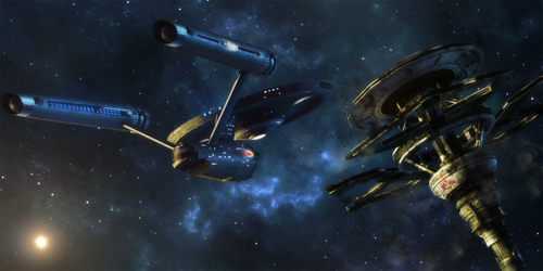 War's End.. POTEMKIN approaches Starbase 24