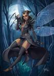 Josana Nightsong.. Night's Princess!