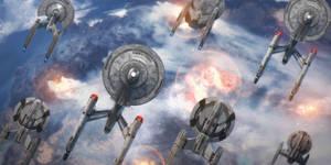 In The Mirror.. Timochenko Attacks Starbase 234!