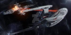 Predator VS Prey..ISS MARAUDER Slashes Rebels!