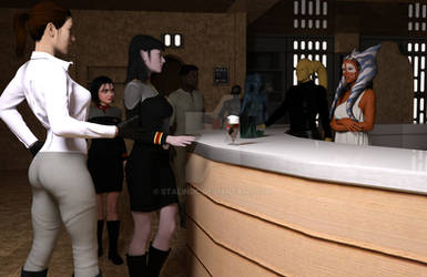 First Contact Admiral T'Var And Some Of The Locals
