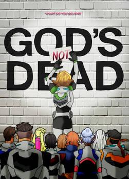 God's Not Dead Voltron
