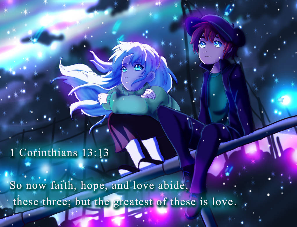1 Corinthians 13-13