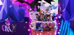 Cupcake Crossover by SarahMyriaCarter