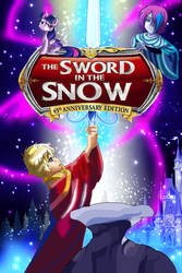 Sword in the Snow Fan cover by SarahMyriaCarter