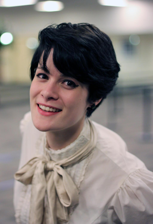 Very Photogenic Woman by geekypandaphotobox