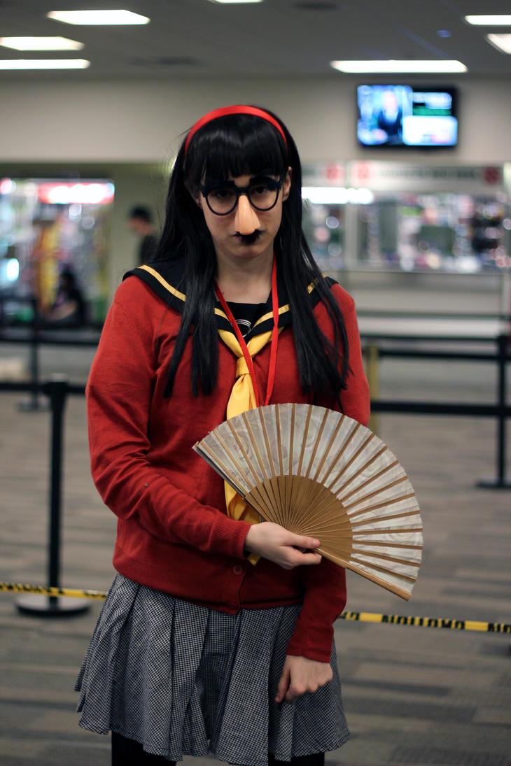 Yukiko Amagi with Better Glasses!, Persona 4 #2 by geekypandaphotobox