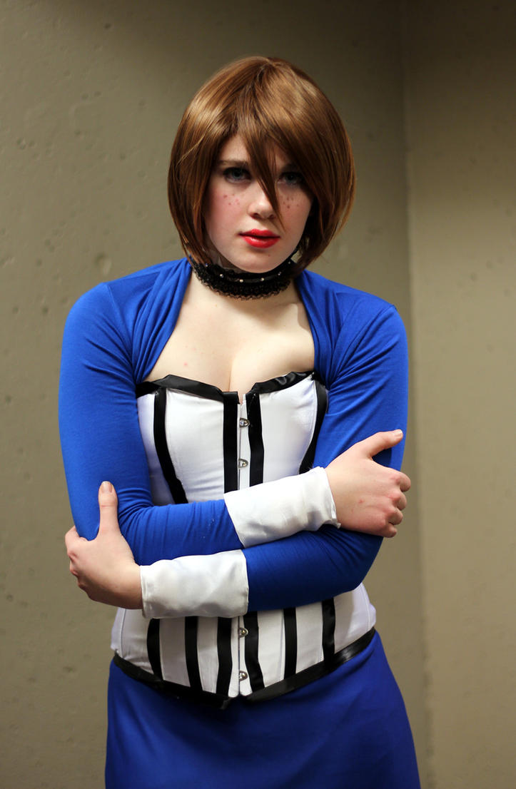Elizabeth, Bioshock Infinite #2 by geekypandaphotobox