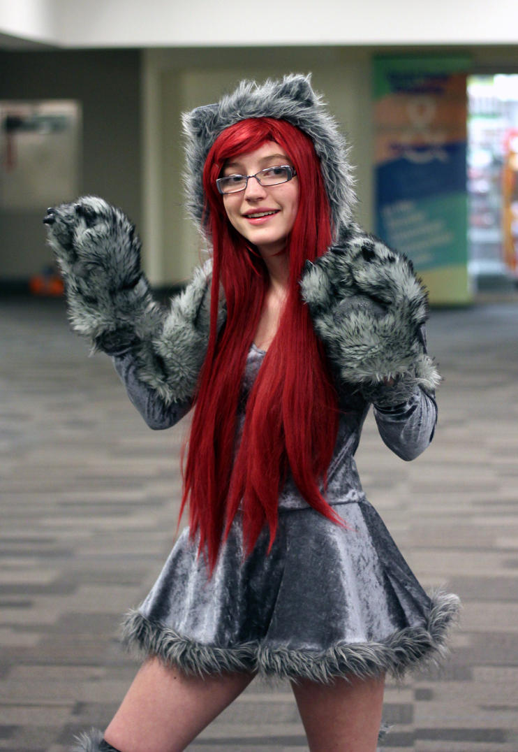 Fury Paws Cosplayer by geekypandaphotobox