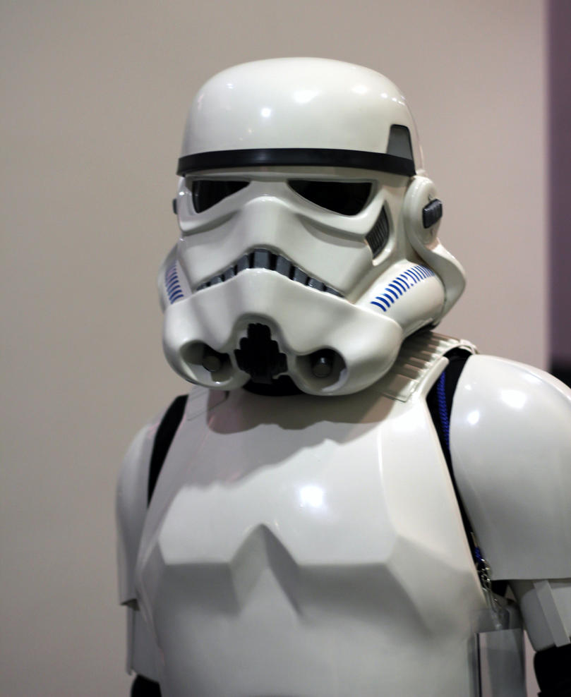 Stormtrooper #81337 by geekypandaphotobox