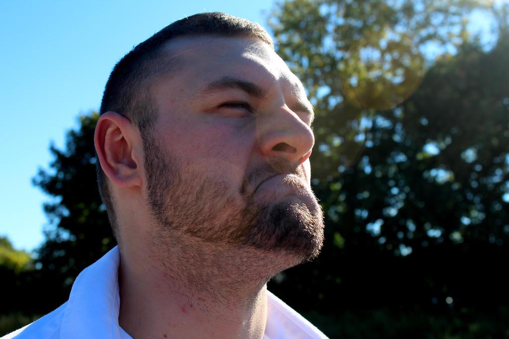 Portrait HW #5 Grumpy Palko by geekypandaphotobox