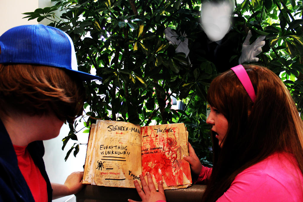 Gravity Falls - Shoot #2 wait.......... by geekypandaphotobox