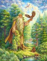 Forest Elder by rosinka