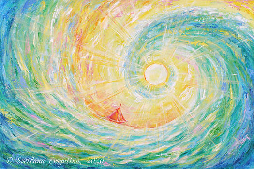Sailing To The Sun